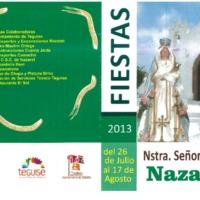 Fiestas Nazaret 2013.