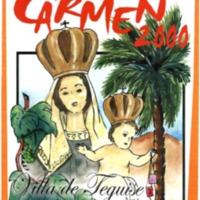 Fiestas del Carmen Teguise 2000