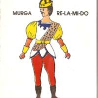 Libreto Murga RELAMIDO 1984