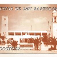 Fiestas San Bartolome 1987