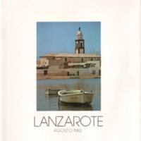 Lanzarote Agosto 1982.