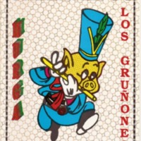 Libreto Murga Gruñones 1994