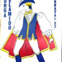 Libreto Murga RELAMIDO 1982