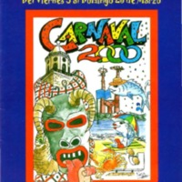 Fiestas Carnaval Teguise 2000