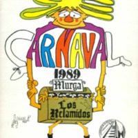 Libreto Murga RELAMIDO 1989
