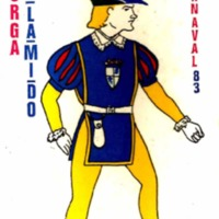 Libreto Murga RELAMIDO 1983