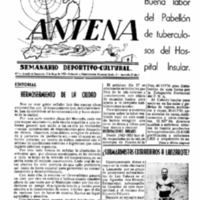 Antena nº007 12/05/1953