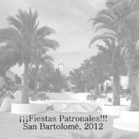 Fiestas San Bartolome 2012.