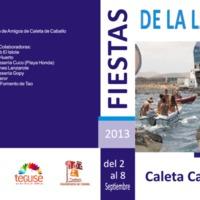 Fiestas Caleta Caballo 2013.
