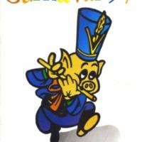 Libreto Murga Gruñones 1997